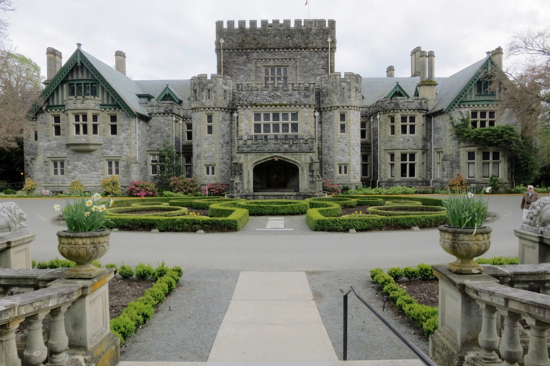 Castle sized